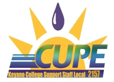 CUPE 2157 Logo